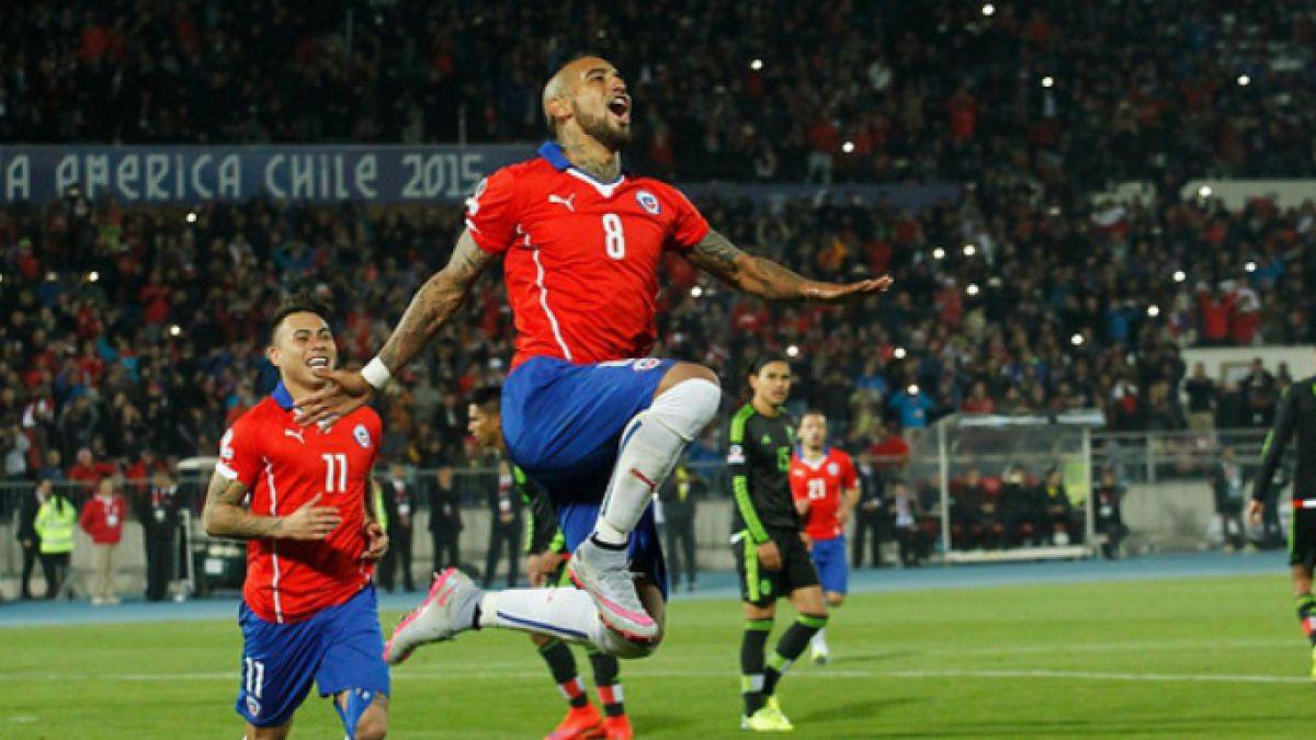 Ya es oficial: Bayern Munich confirma el fichaje de Arturo Vidal