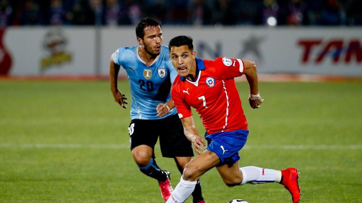 Ya están los horarios de los choques de Chile ante Colombia y Uruguay en Clasificatorias