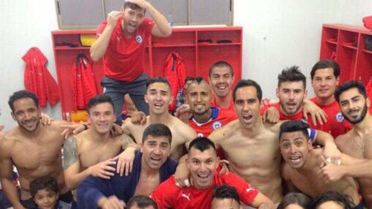 Triunfo de Chile ante Uruguay: La Roja celebra en redes sociales