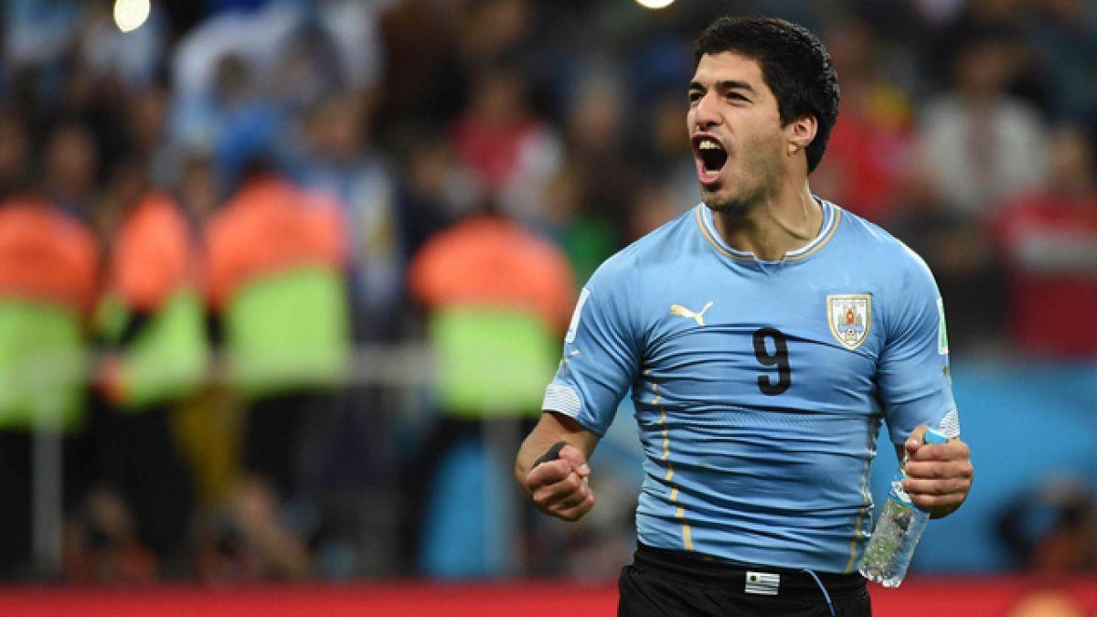 Uruguay con la dupla Suárez-Cavani entrega su nómina final para Copa América Centenario