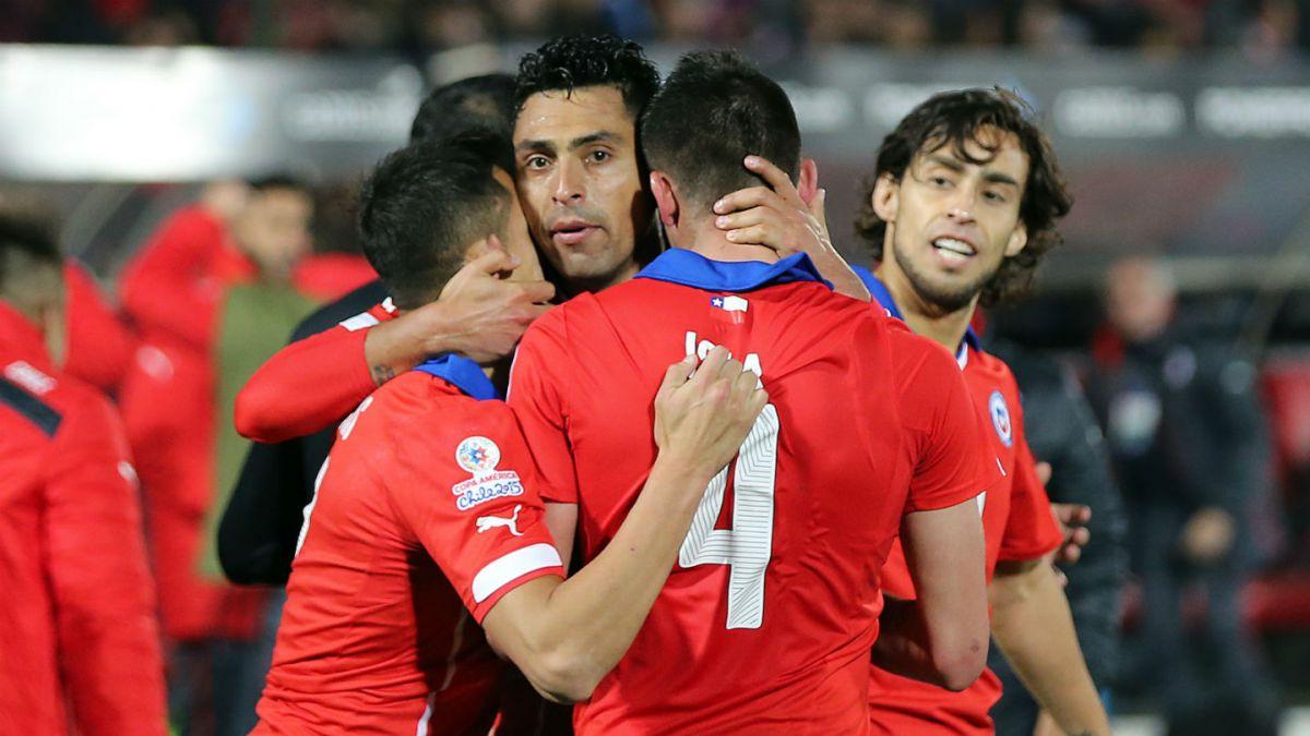 """Gonzalo Jara no teme a duelo con Uruguay: """"Quizás el arbitraje estará encima mío"""""""