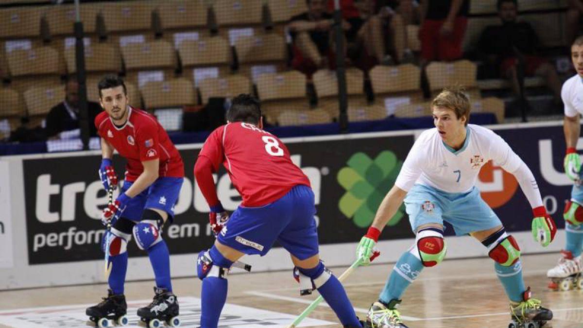 Chile cae estrepitosamente en el Mundial de Hockey ante Portugal