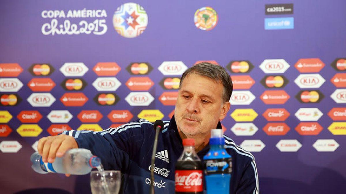 DT de selección Argentina: fue muy injusto llegar a los penales