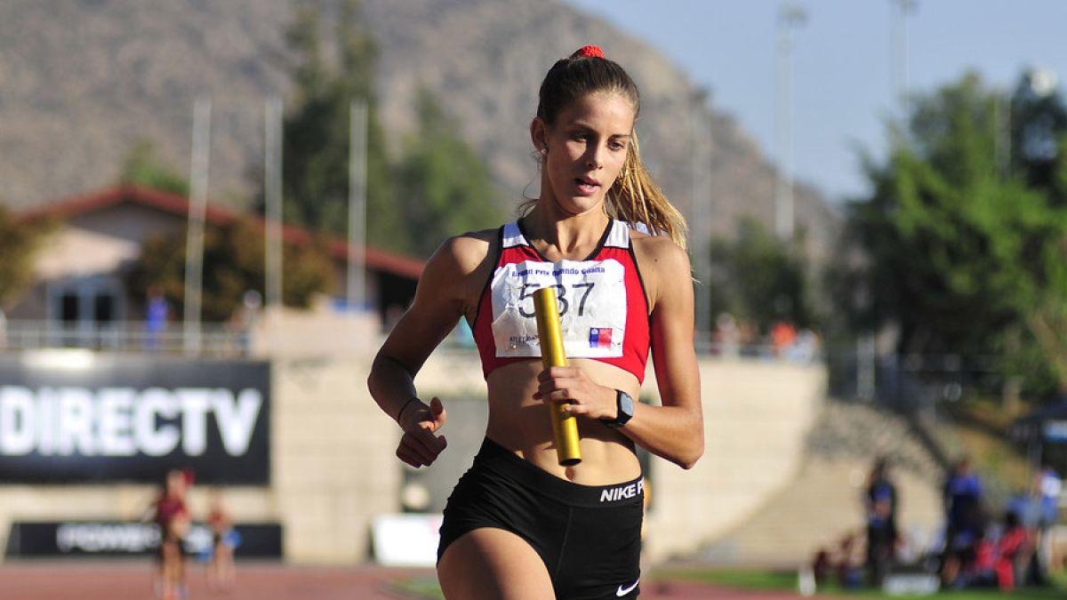 Isidora Jiménez será la abanderada de Chile en los Juegos Panamericanos de Toronto