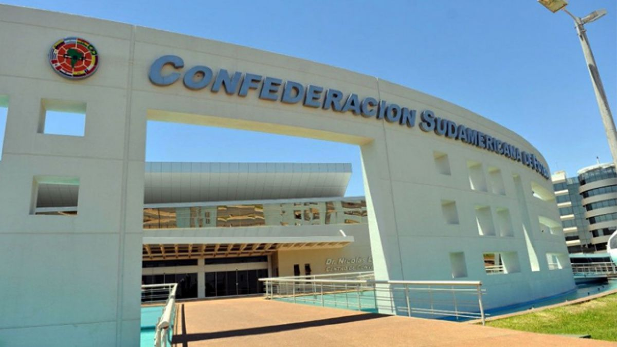 Paraguay elimina inmunidad de la Conmebol en su territorio