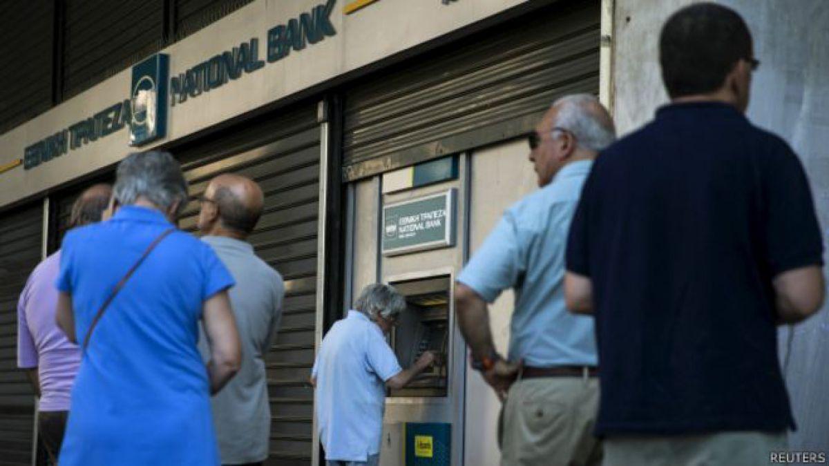 ¿Retirará el BCE el soporte a la banca griega hoy?