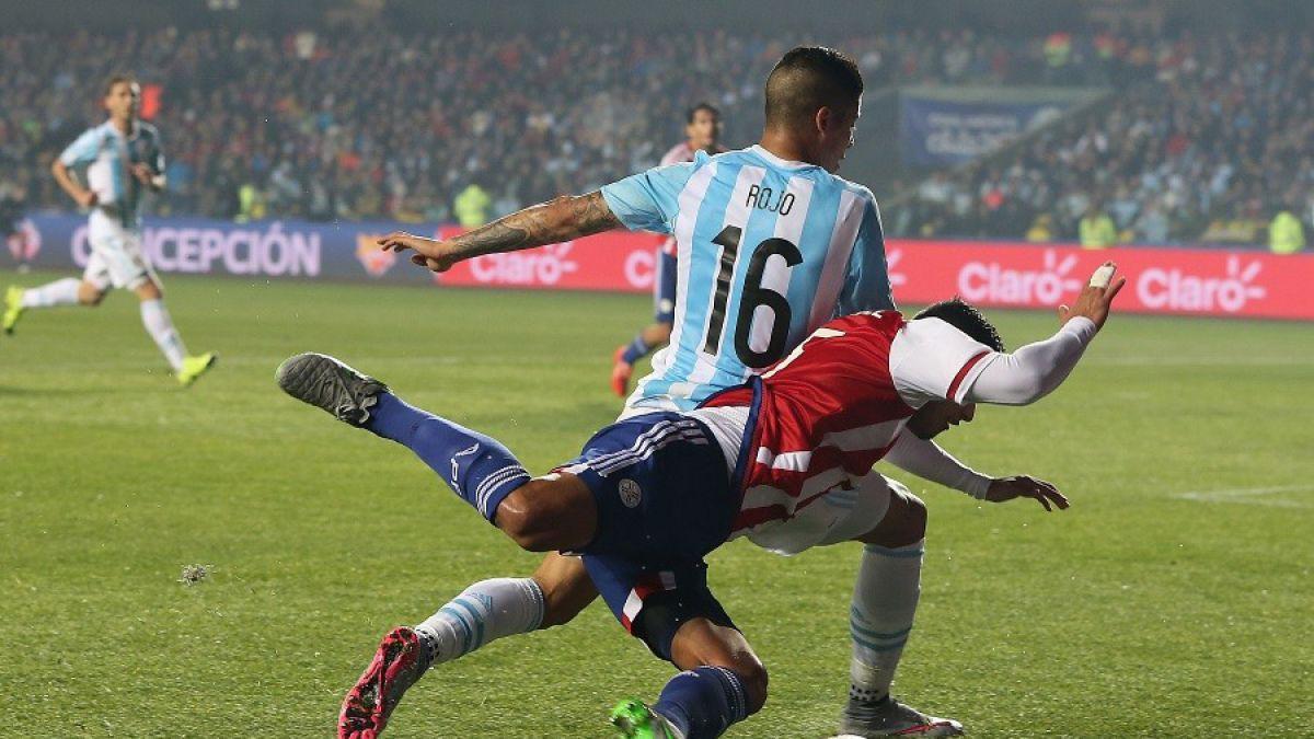Momentos Argentina-Paraguay: Messi deslumbra, pero no convierte