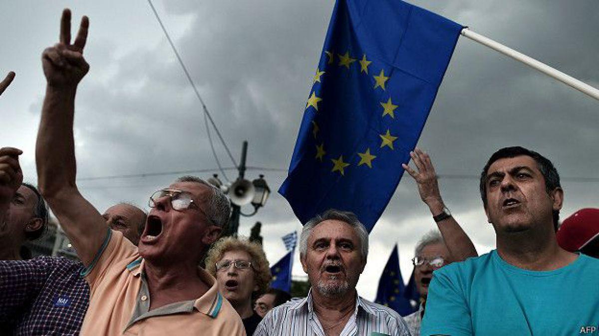 Fondo europeo de estabilidad declara a Grecia en default, sin consecuencias inmediatas