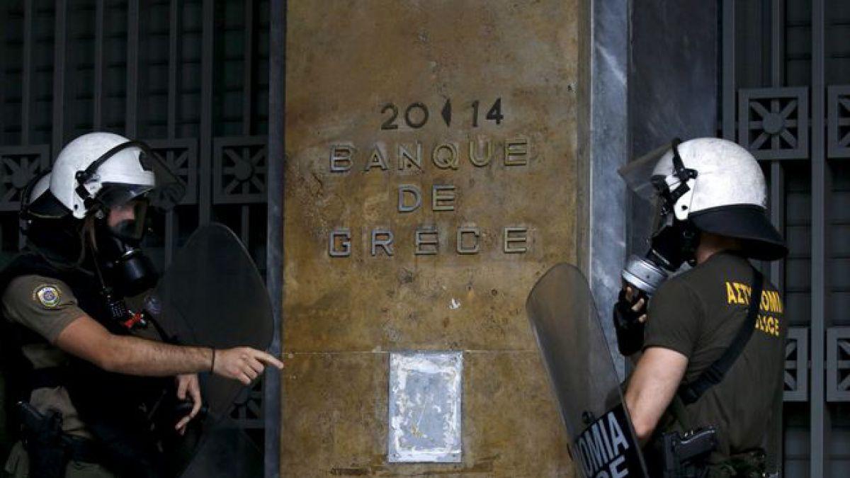 Los beneficios que tendría para Grecia abandonar el euro