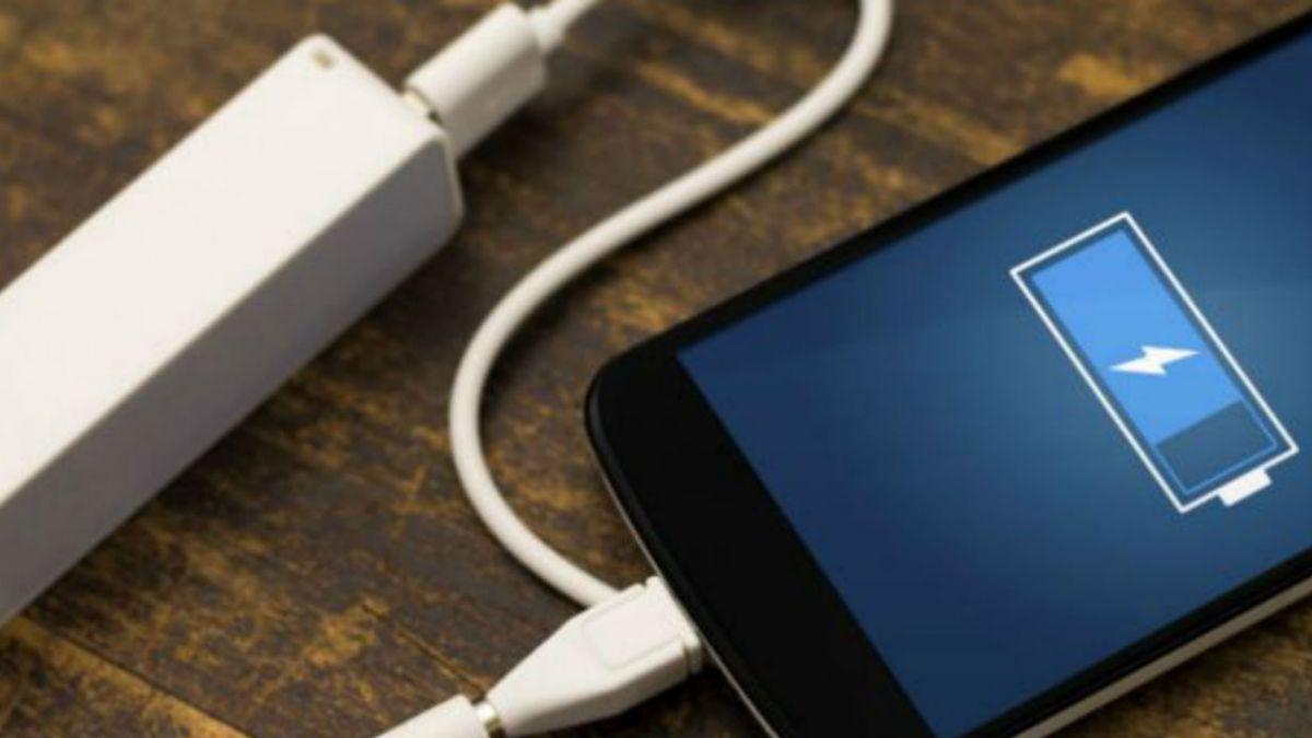 Bateria portatil para celular