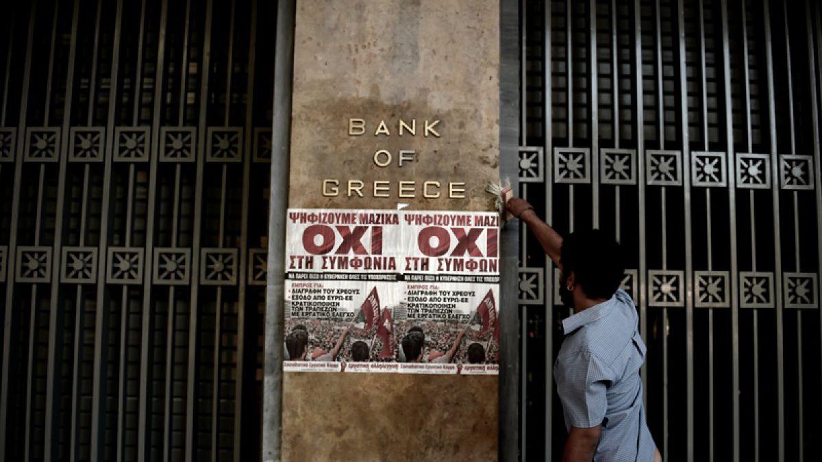 El escenario político en Europa a dos días del referéndum griego