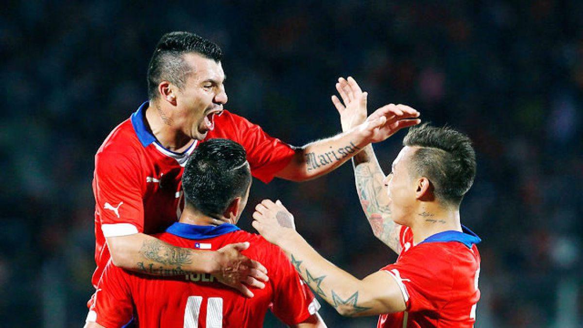Ranking FIFA: Chile sube 8 puestos y se coloca como el cuarto mejor equipo del continente