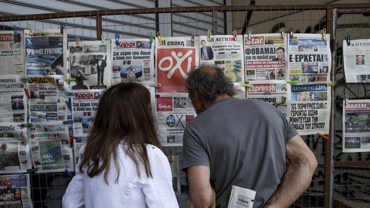 Todas las preguntas y respuestas sobre el referéndum del domingo en Grecia