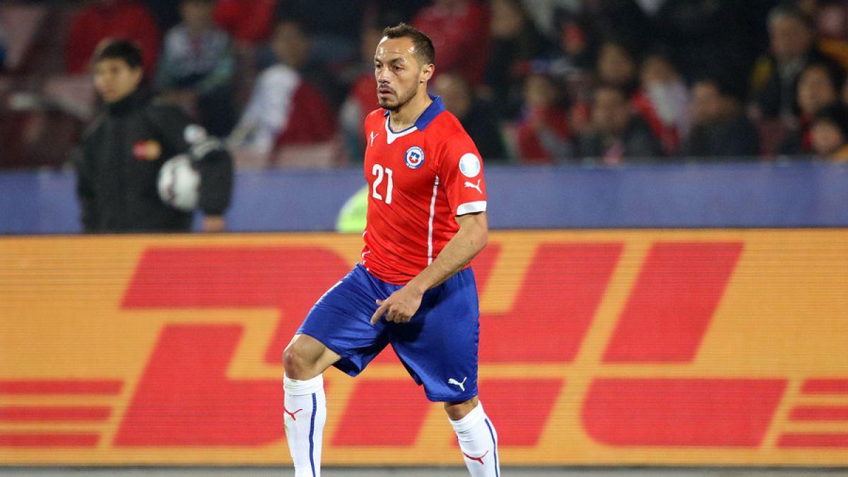 La emotiva carta de Marcelo Díaz a horas de la final de Copa América entre Chile y Argentina