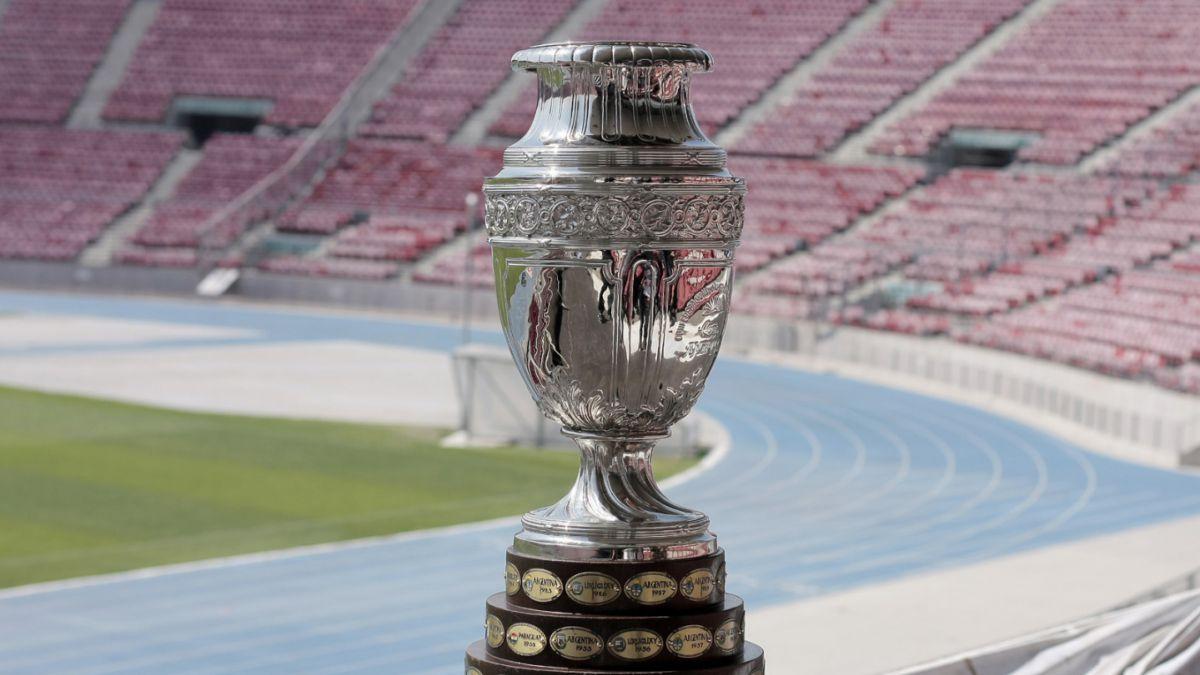 Tabla y rankings históricos de Copa América