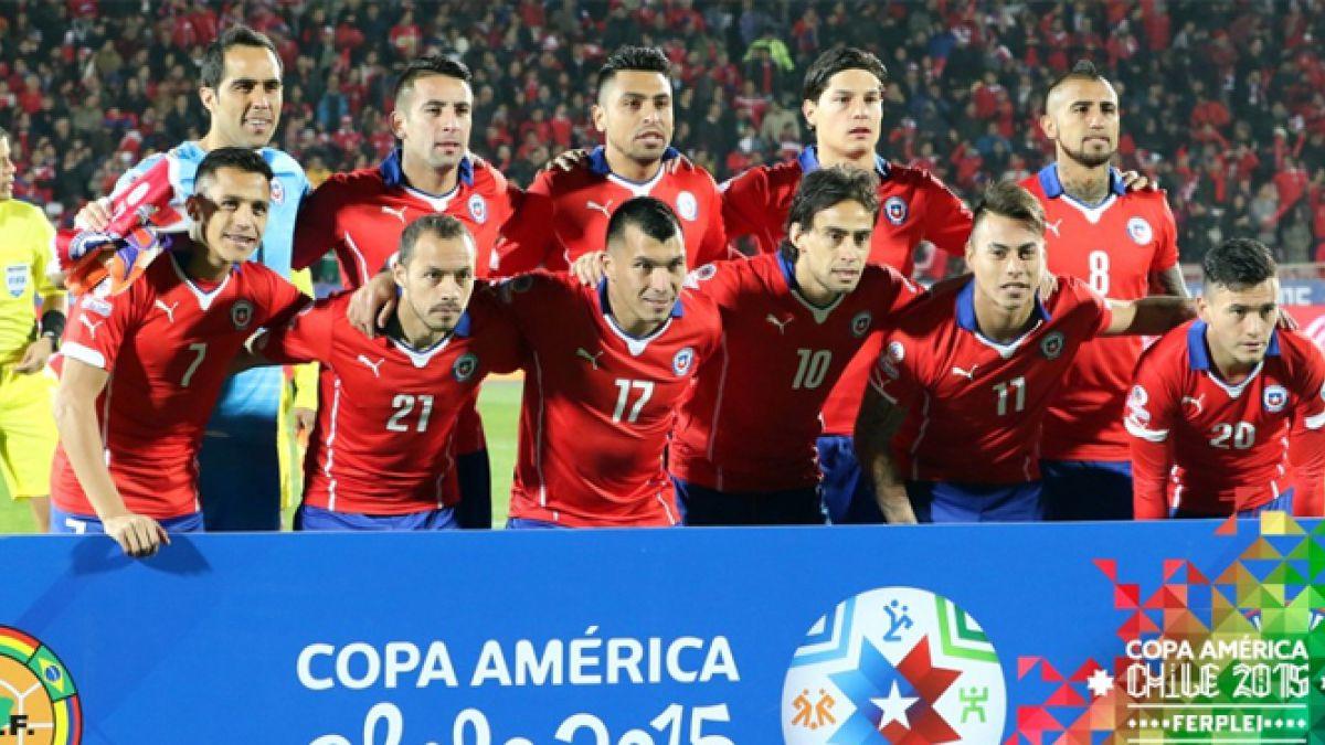 Todos los títulos de los nuevos campeones de América, la Selección Chilena