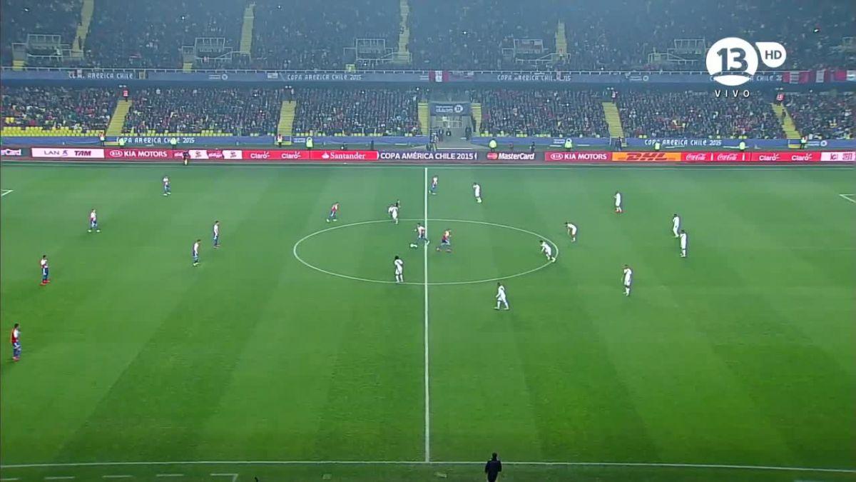 Momentos Perú-Paraguay: Revive las mejores jugadas del partido