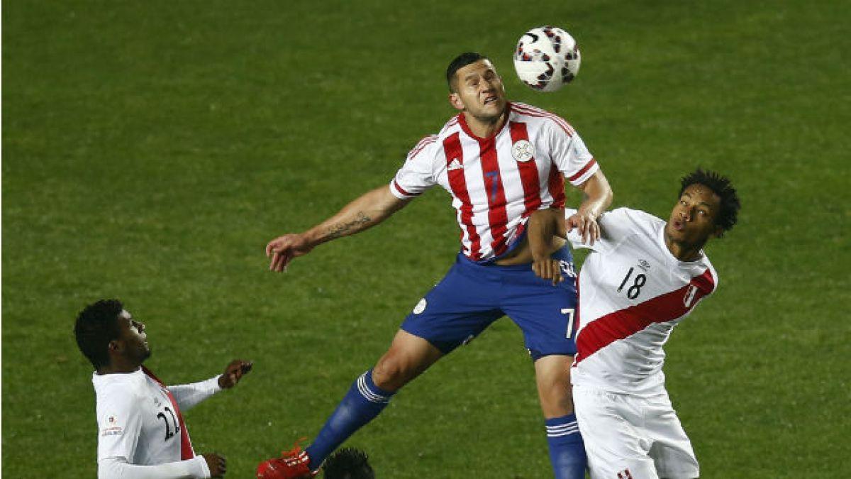 Paraguay ya tiene nómina para enfrentar a La Roja en septiembre