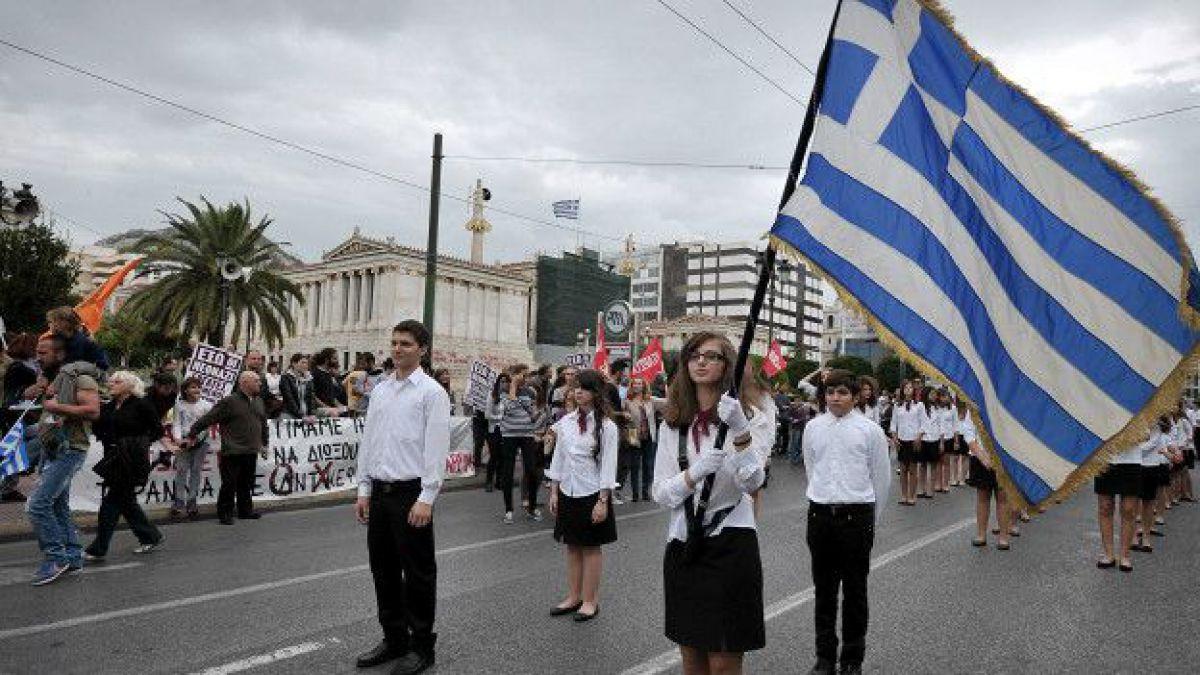 Parlamento griego da luz verde a propuesta de acuerdo con acreedores