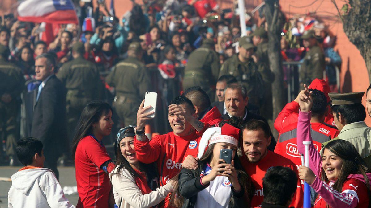 Facebook: Los hinchas de la Roja se toman las redes sociales en la Copa América