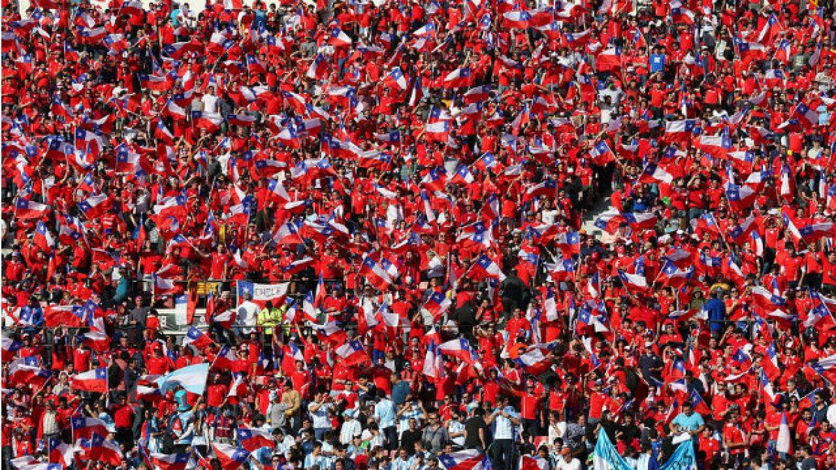 Intendencia autoriza ingreso de 10 mil personas a entrenamiento de la Roja en el Nacional