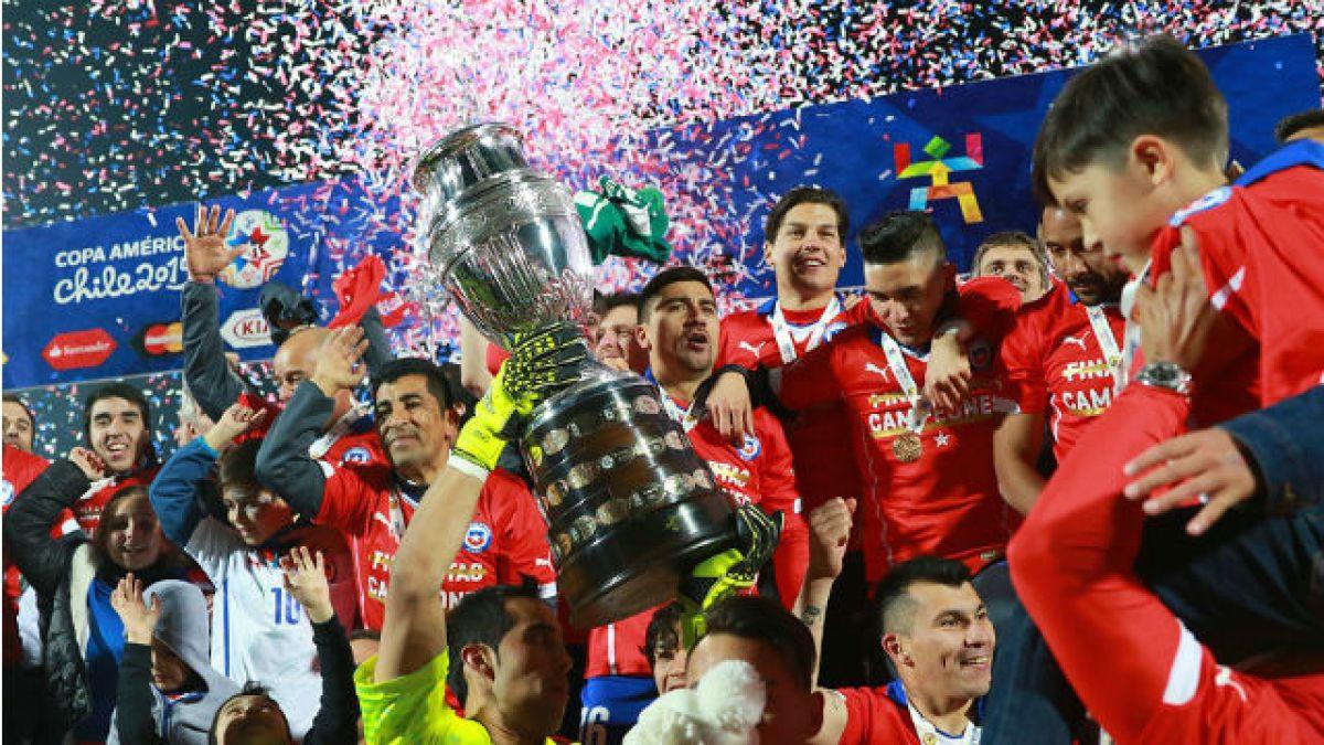 [Minuto a Minuto] Campeones de América dejan Chile tras histórico triunfo