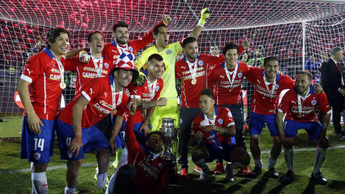 [VIDEO] Chile campeón de Copa América: Los mejores momentos de la celebración
