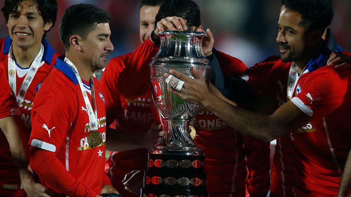 David Pizarro anuncia el término de su ciclo en la selección chilena