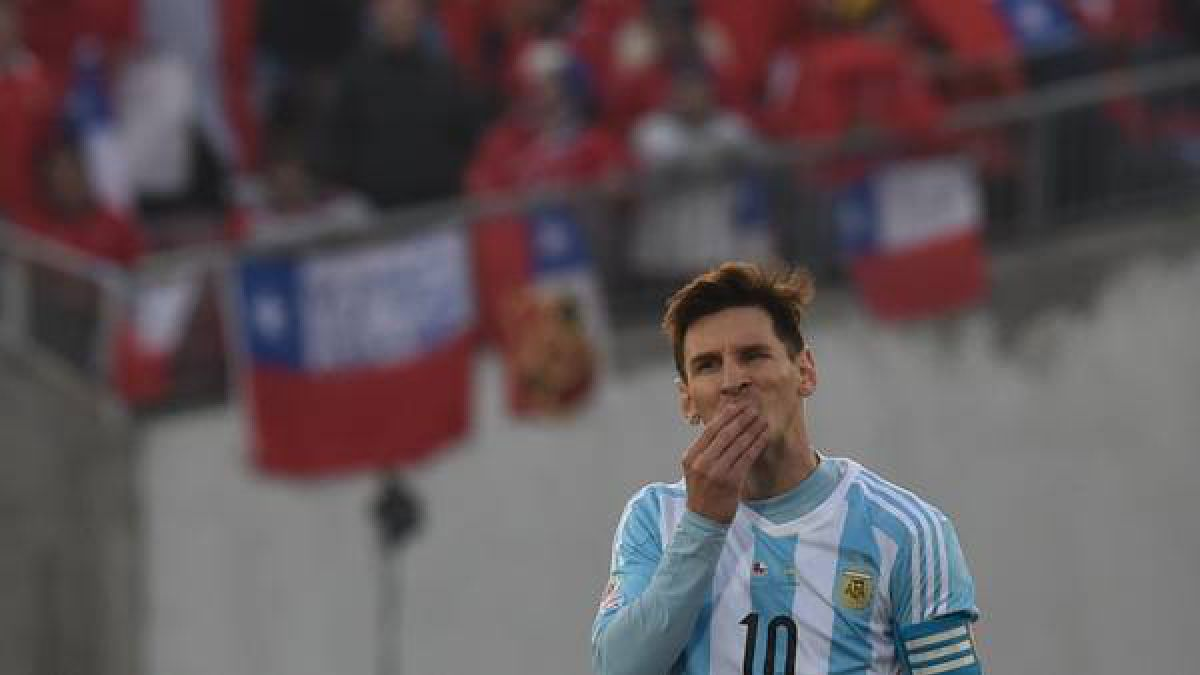 Medio argentino: Hermano de Messi habría sido agredido en el Estadio Nacional