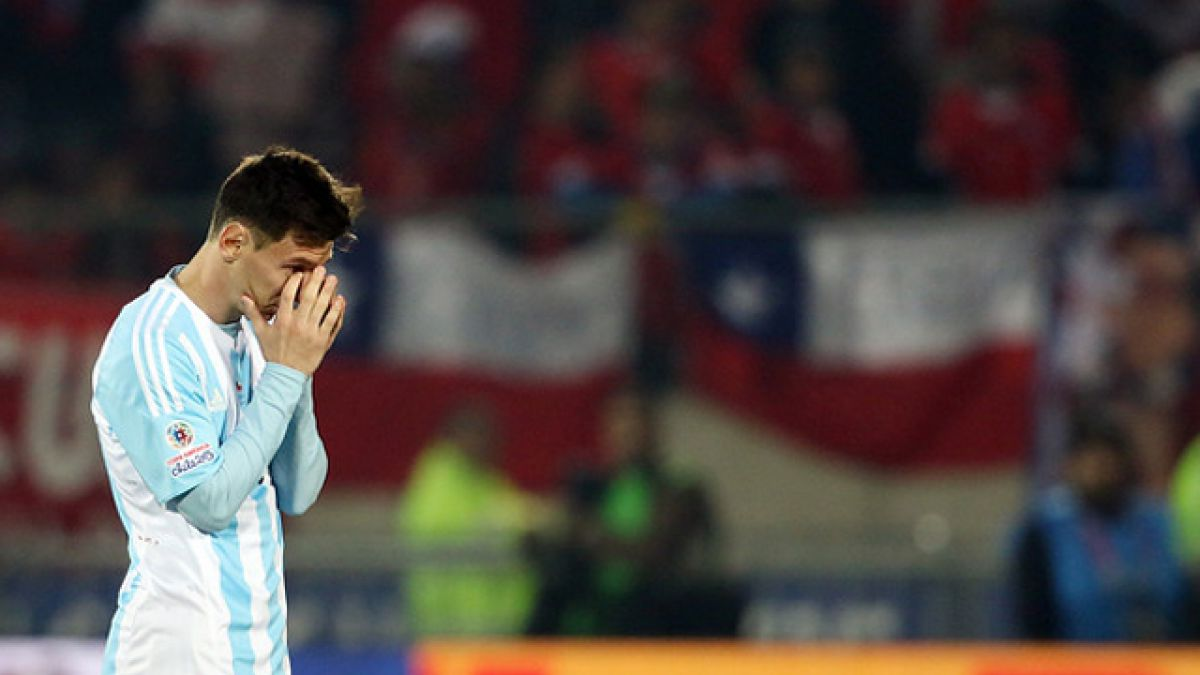Editorial de Olé se ensaña con Lionel Messi tras derrota ante Chile en la final de la Copa América