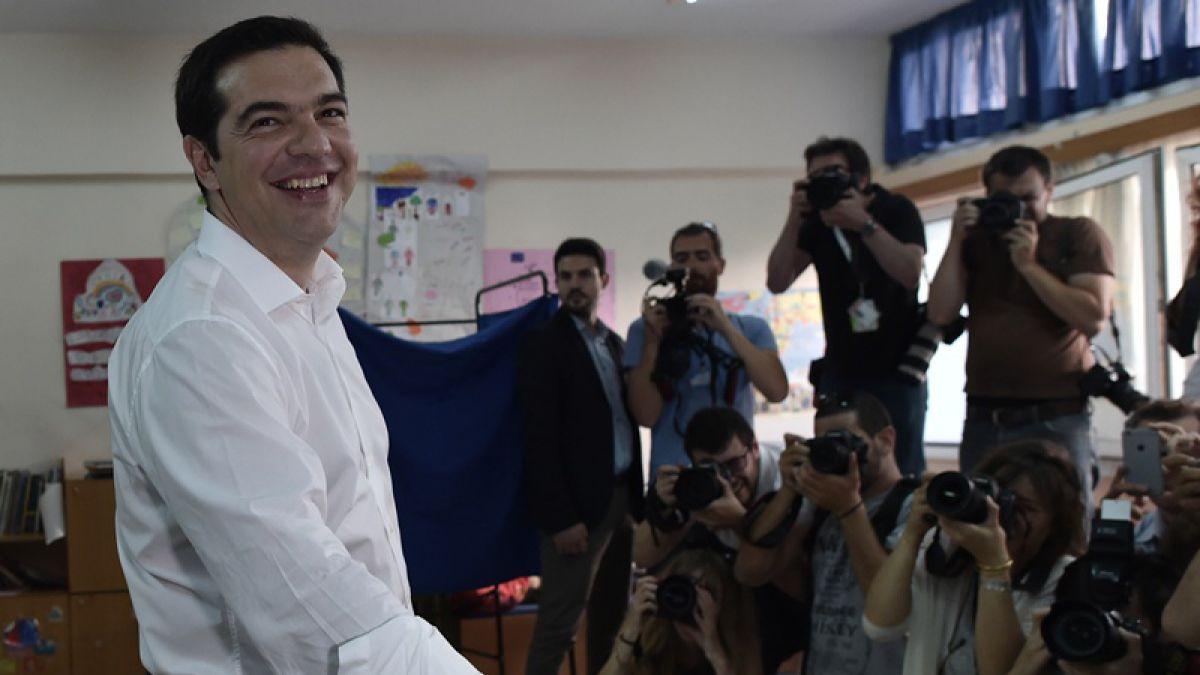 Primeros sondeos le dan la ventaja al No en el referéndum de Grecia