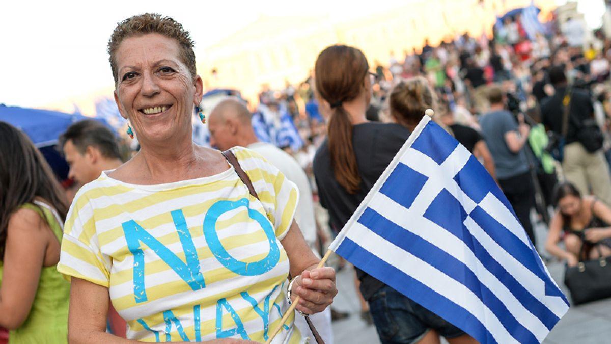 Tres escenarios posibles tras el no de Grecia a las exigencias de la troika