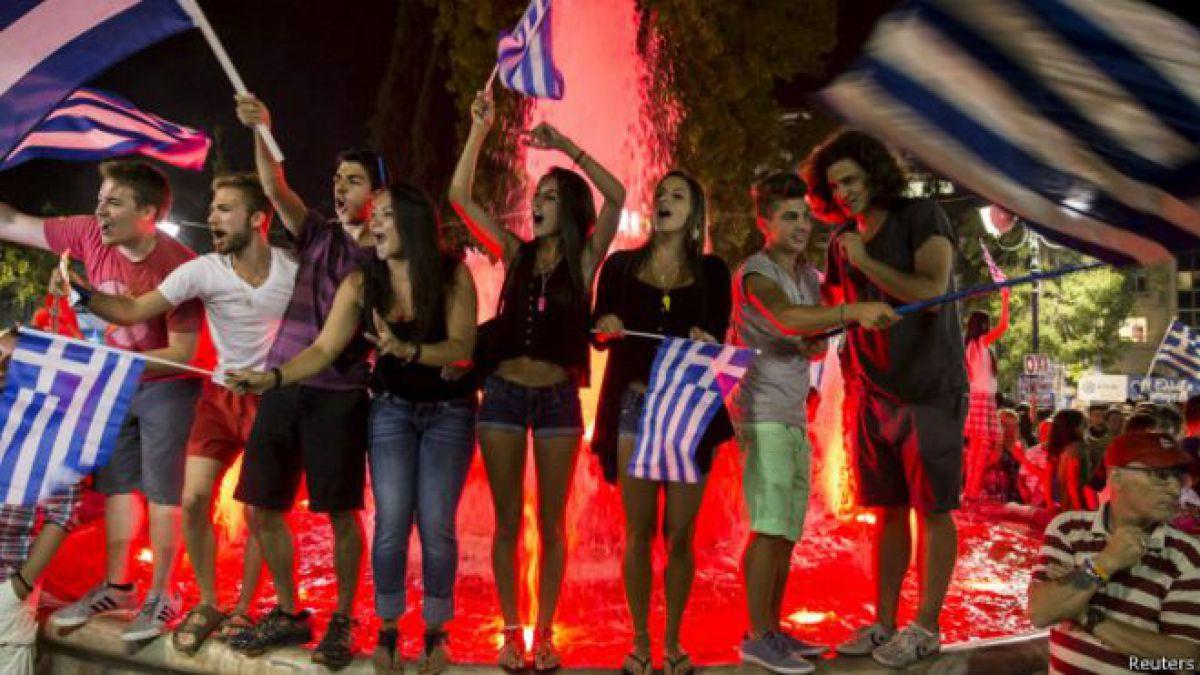 Europa aguarda las consecuencias del no en el referendo griego