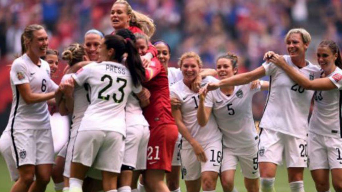 Carli Lloyd y otras jugadoras que hicieron historia en el Mundial de Fútbol Femenino de Canadá