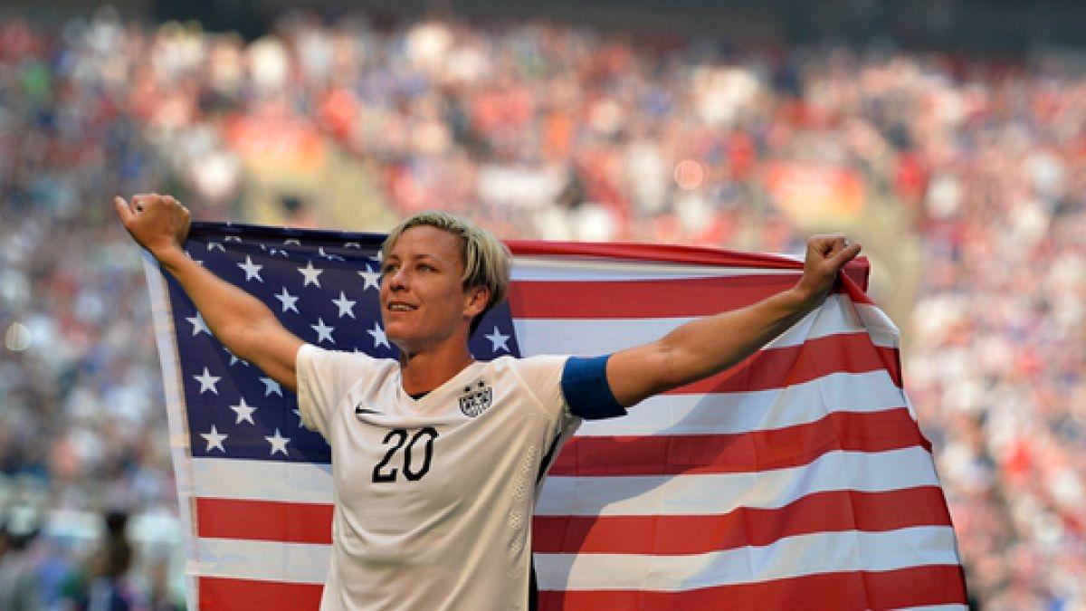 EE.UU. enloquece con título mundial en fútbol femenino