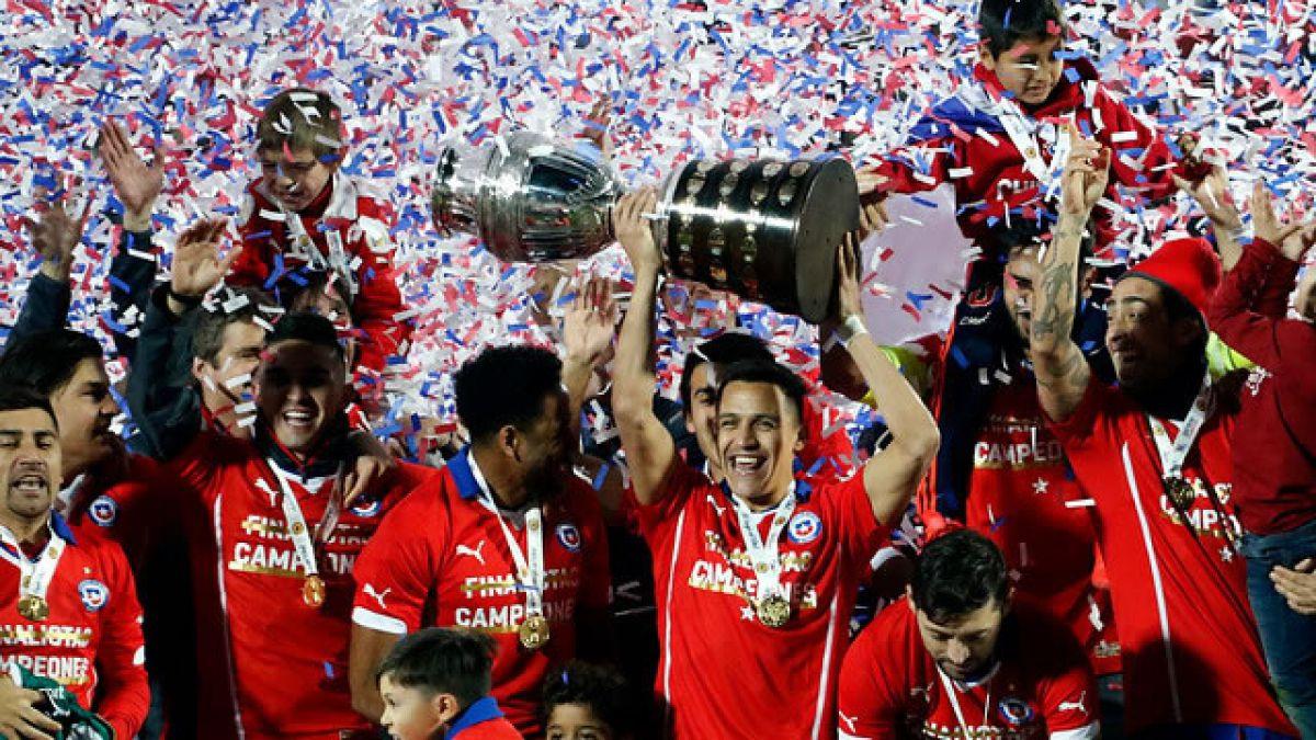 A un mes de la final de Copa América revive el histórico momento en que Chile se coronó campeón
