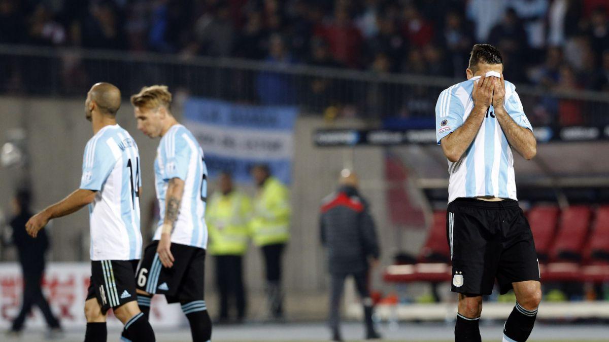 chile-argentina final copa américa