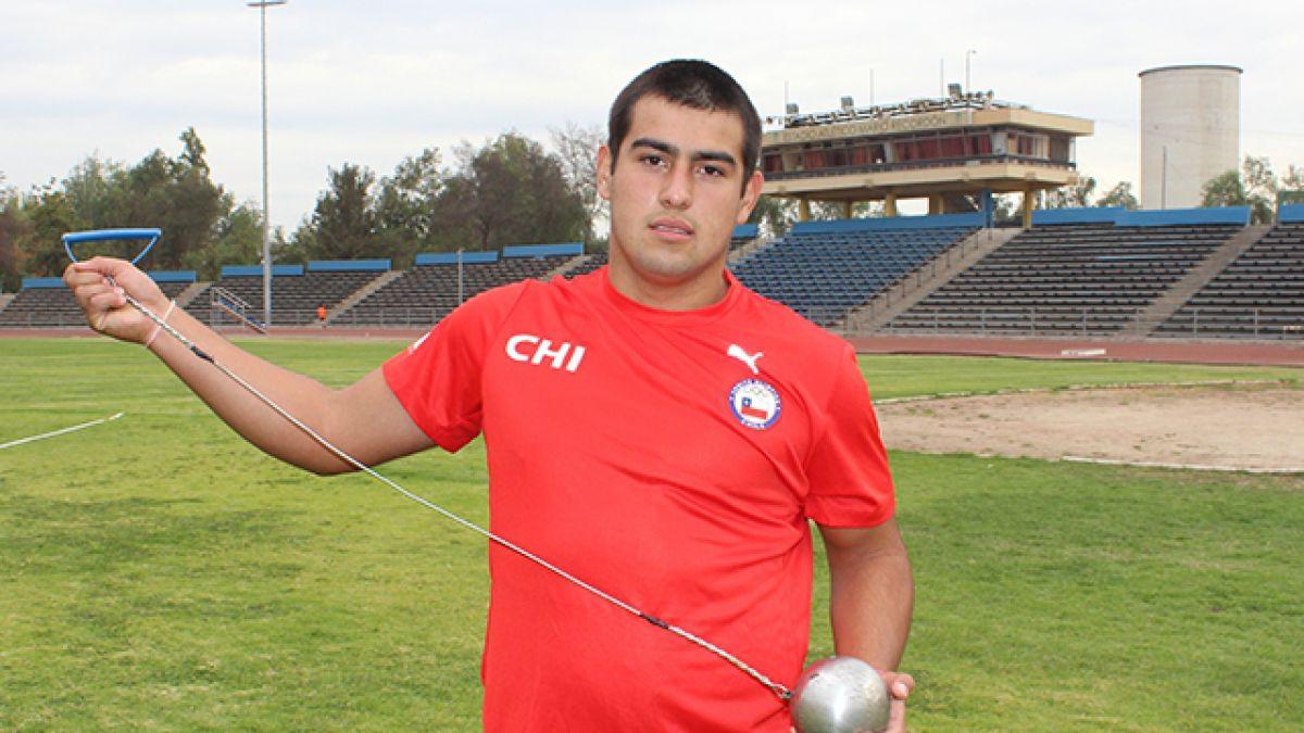 Odepa otorga cinco cupos más para el Team Chile de atletismo que participará en Toronto 2015