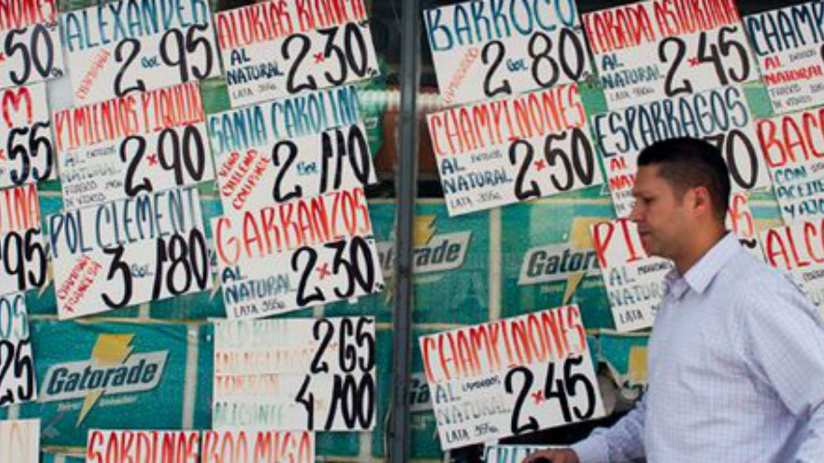 [VIDEO] Inflación en Venezuela: así suben los precios día a día