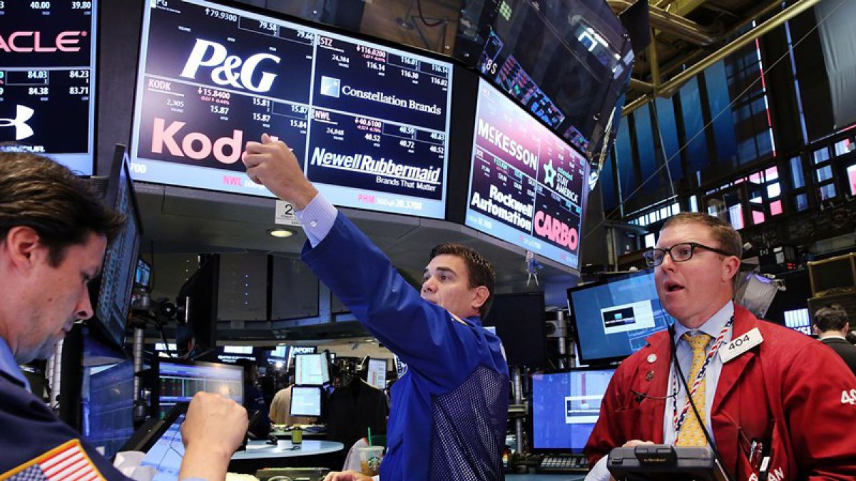 El New York Stock Exchange suspende sus intercambios por fallo técnico