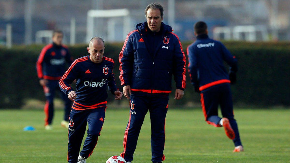Martín Lasarte: Vamos a tomar la Copa Chile con la mejor intención