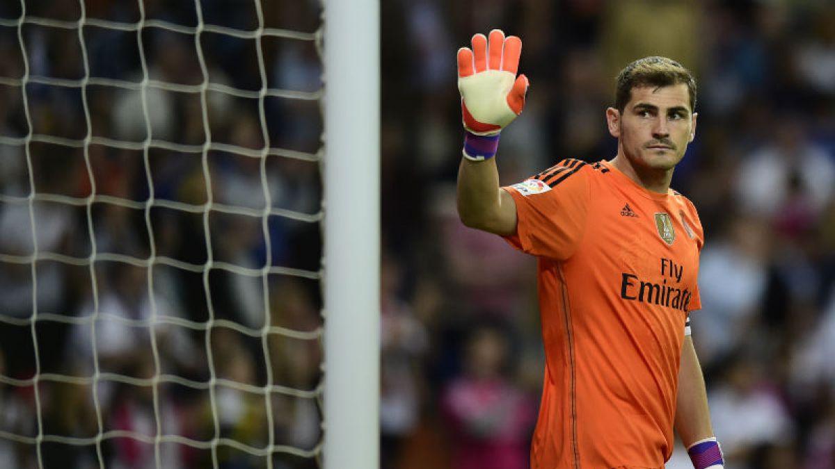 Prensa española da por cerrado acuerdo entre Real Madrid y Porto por Iker Casillas