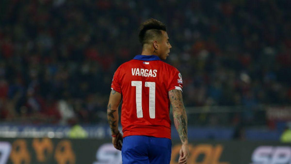 Eduardo Vargas supera exámenes médicos y está listo en Hoffenheim