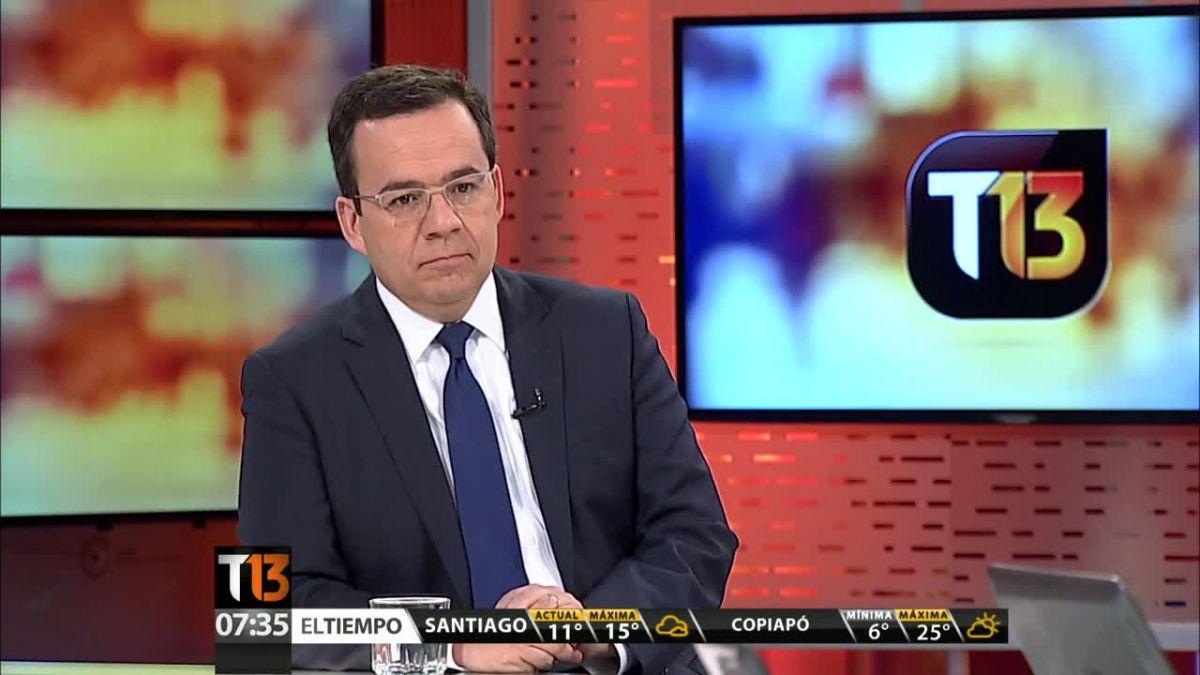Ministro de Economía asegura que el diálogo es la clave para recuperar el crecimiento