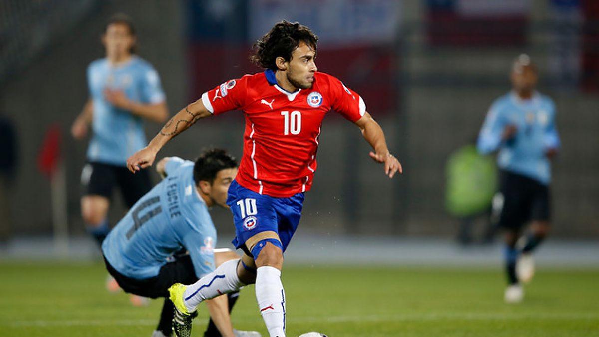 Jorge Valdivia felicita a la U y critica a Colo Colo