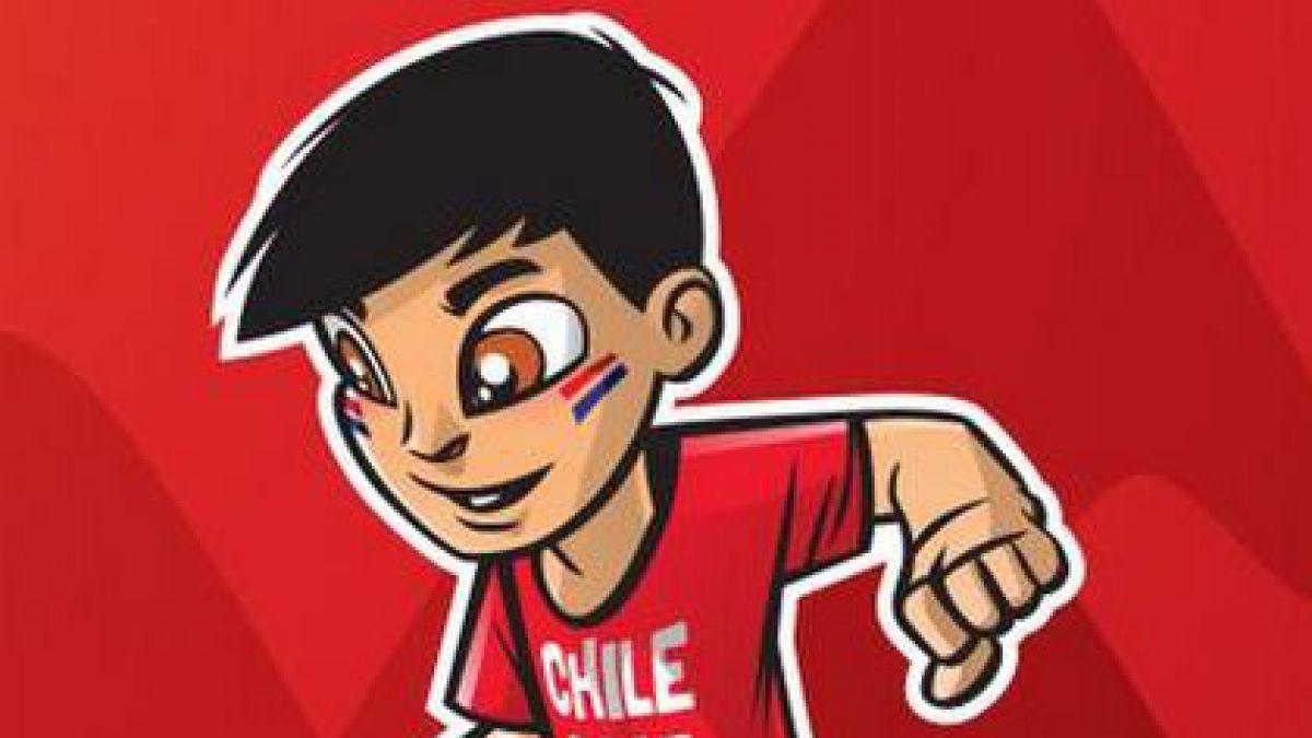 El mundial de fútbol Chile Sub 17 ya tiene mascota: Brochico