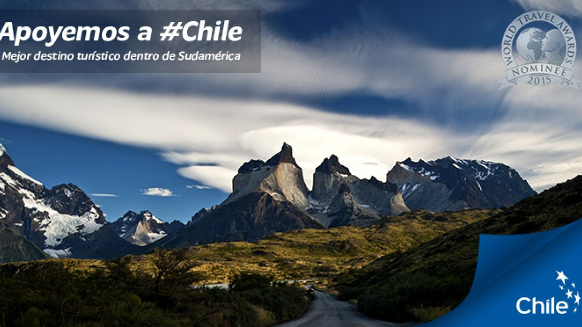 Chile postula a los World Travel Awards, los premios Oscar del turismo