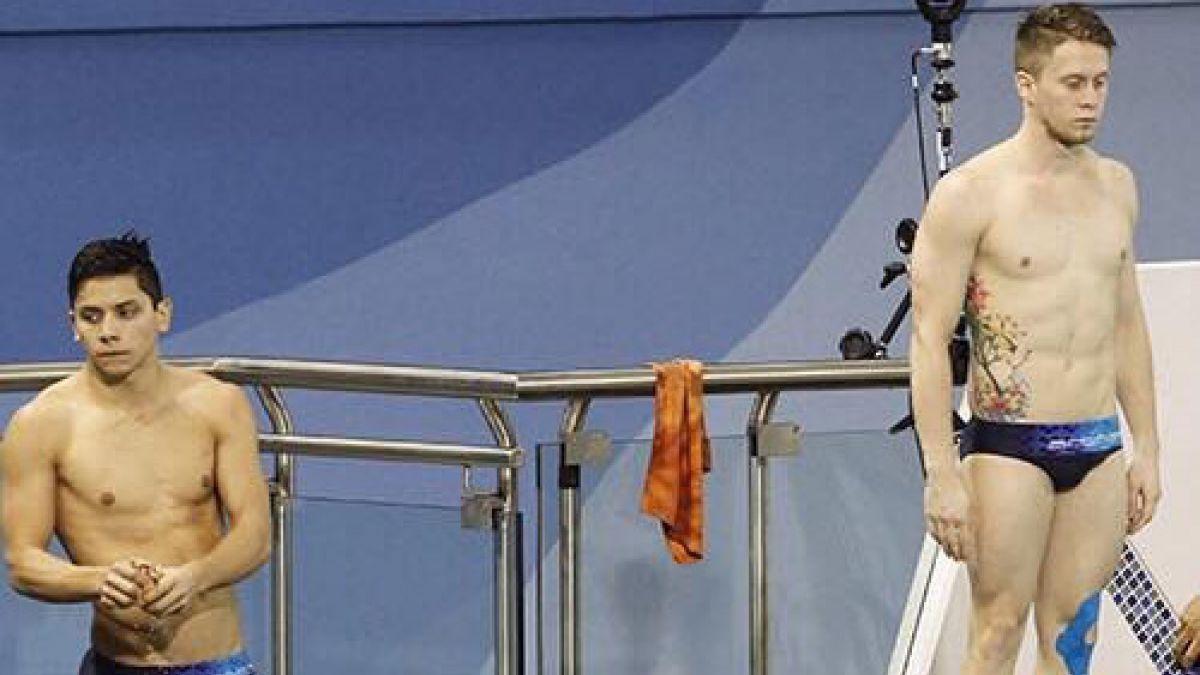 Neglia consigue el mejor puntaje chileno en Panamericanos tras clasificar a la final de clavados