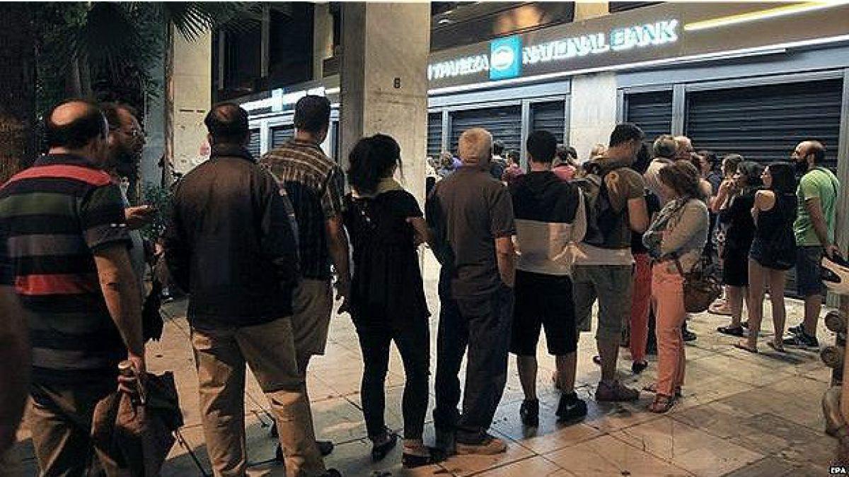 Grecia abrirá los bancos desde el lunes