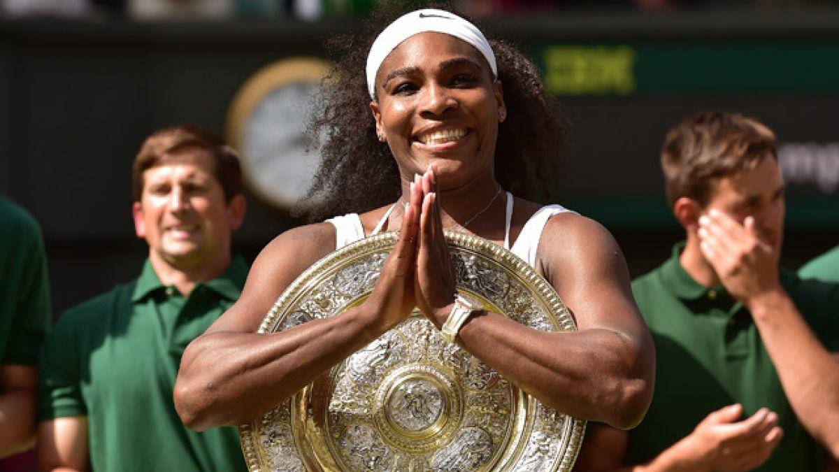 ¡FELIZ CUMPLEAÑOS! Cinco hitos que han marcado la carrera Serena Williams
